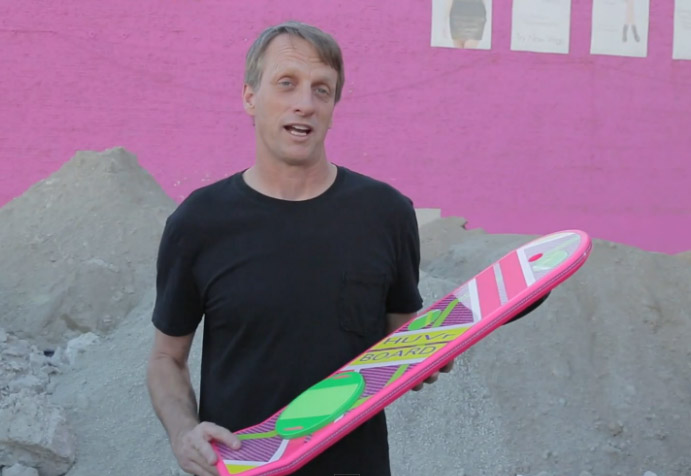 Funny or Die Behind Tony Hawk, Christopher Llyod ...