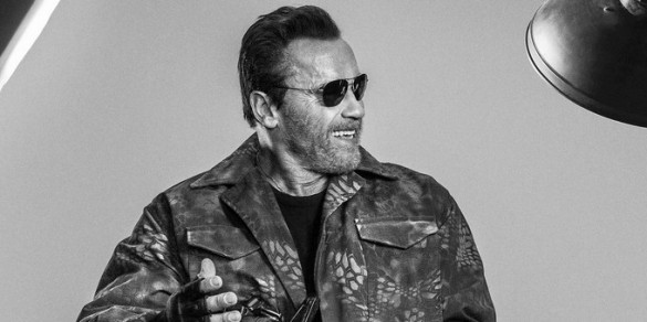 Expendables Arnie