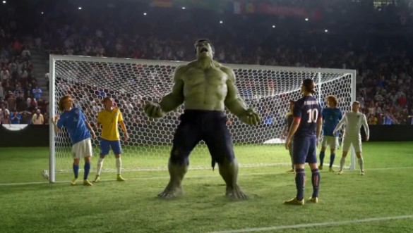World Cup Hulk