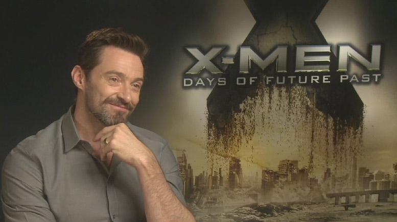 Hugh Jackman Interview - X-Men: Days of Future Part