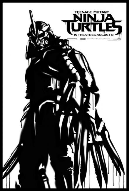 Teenage-Mutant-Ninja-Turtle-Street-Poster-Shredder