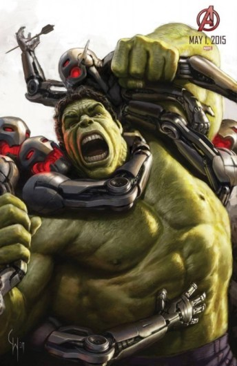 Avengers-Age-of-Ultron-Comic-Con-Poster-The-Hulk