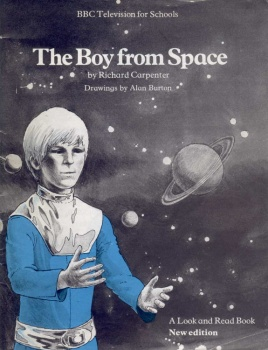 The Boy from Space PDf