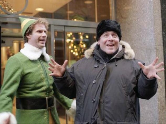 Jon Favreau Elf