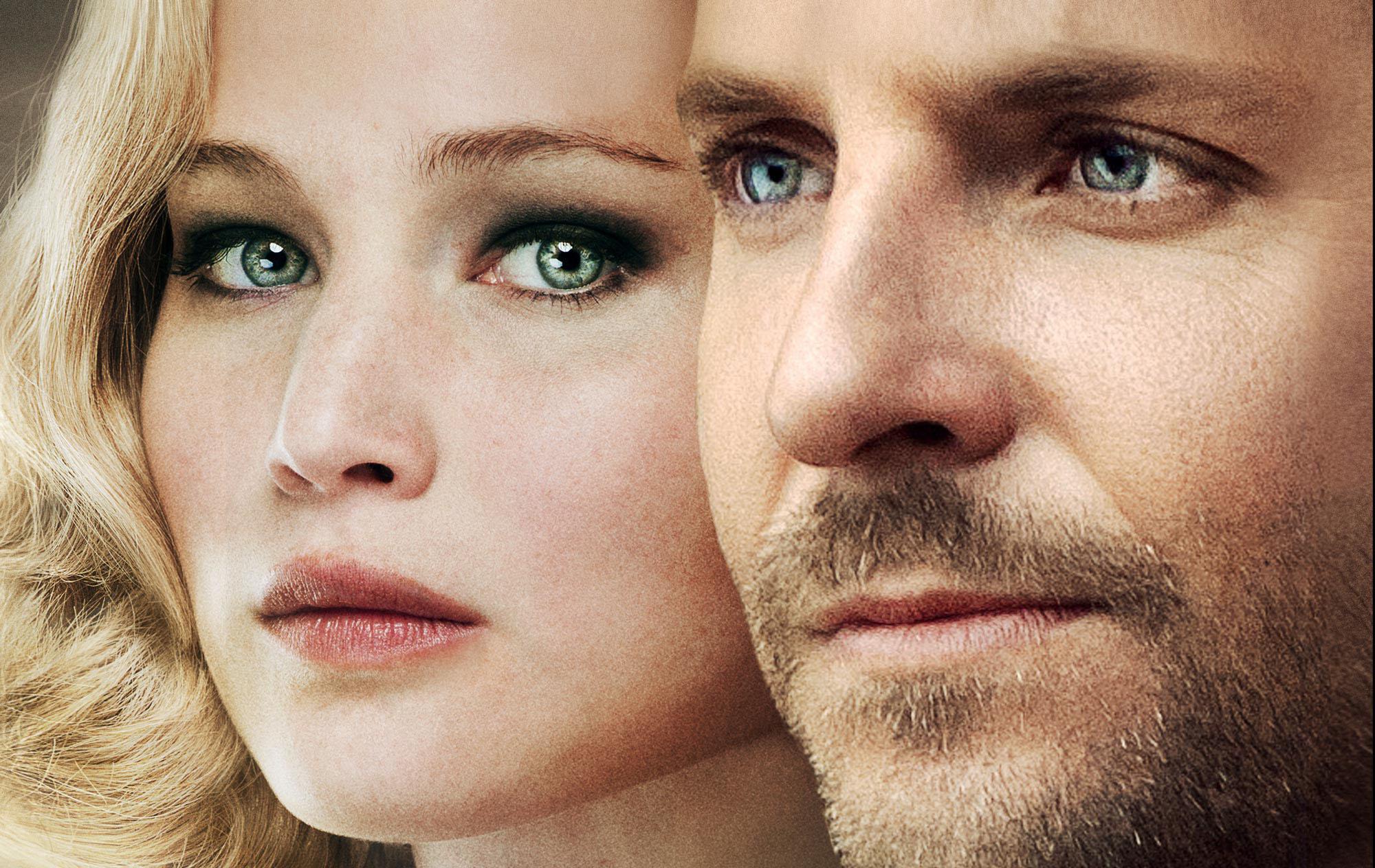 Serena - Bradley Cooper and Jennifer Lawrence