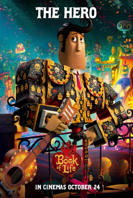 BOOK OF LIFE - MANOLO