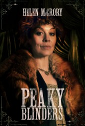 Peaky Blinders Poster - Helen McCrory