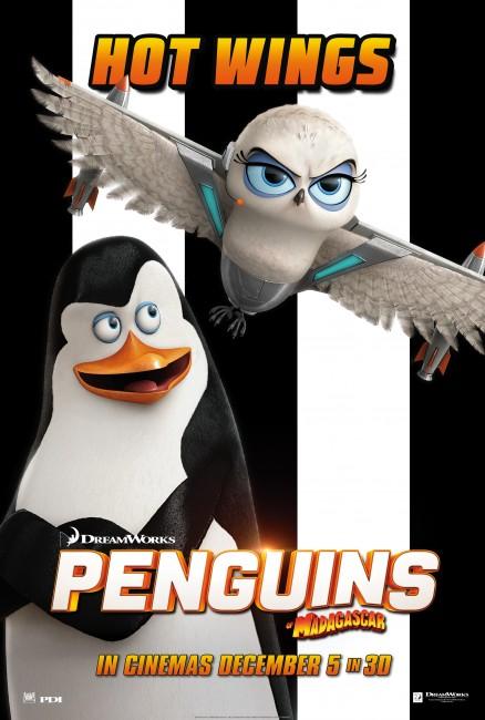 Penguins of Madagascar KowalskiPoster