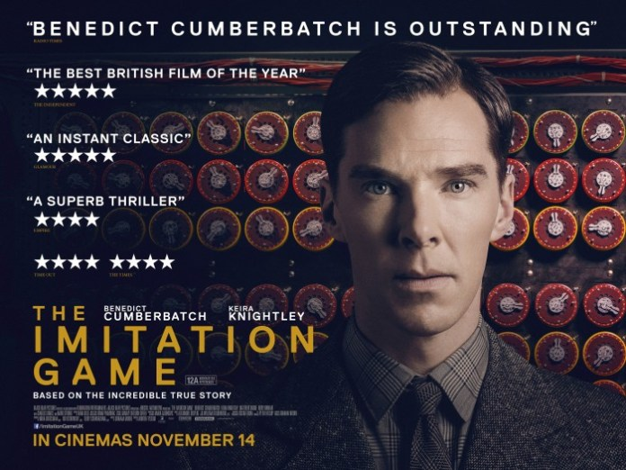The Imitation Game Final Poster