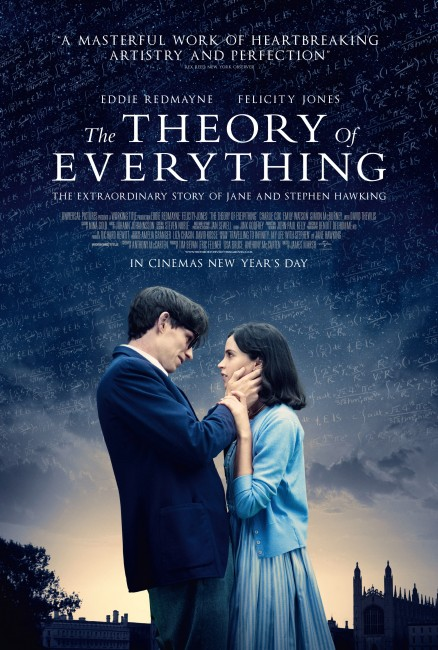 Theory of Everything UK Poster