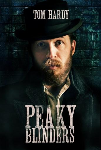 Peaky Blinders Poster - Tom Hardy