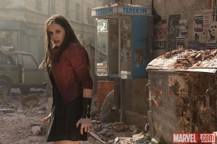 Heroes Assemble in New Avengers: Age of Ultron Stills