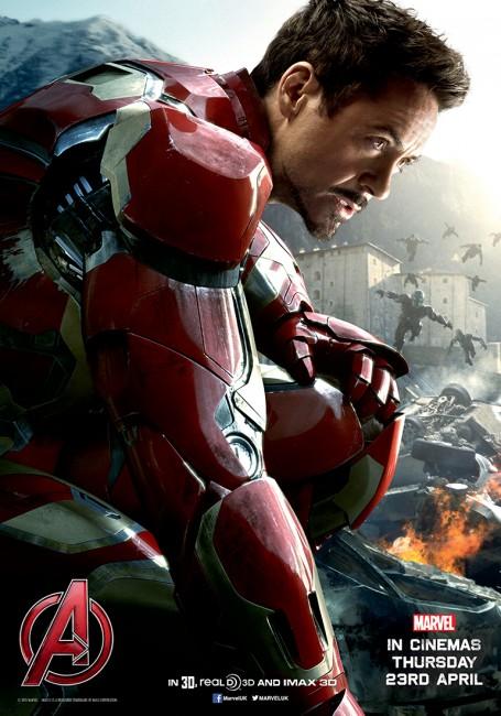 IronMan Avengers Poster