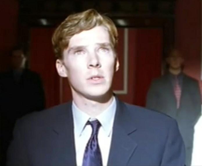 Benedict Cumberbatch via spooks.wikia.com