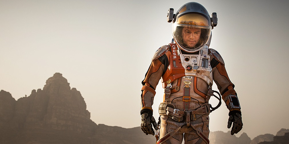 First Official Images from Ridley Scott's The Martian