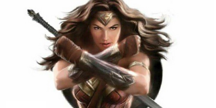 Batman v Superman Promo Art Focuses on Wonder Woman