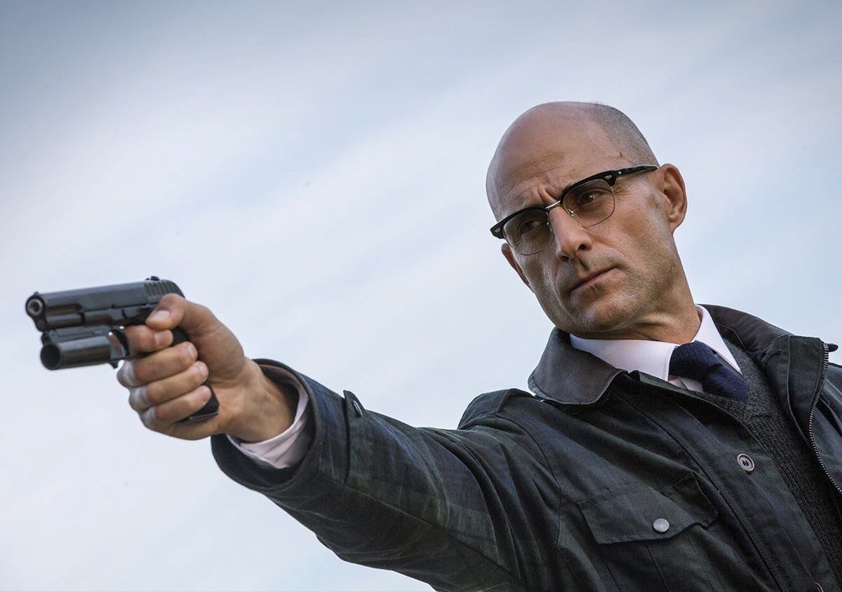 Mark Strong updates on Kingsman 2 - Eggsy and Merlin to team up and head to  America - HeyUGuys