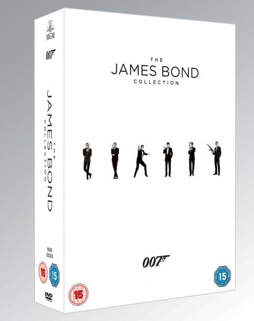 James Bond Special Edition