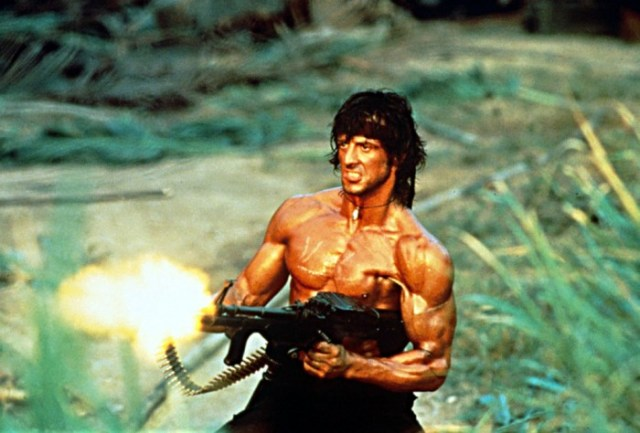 Rambo First Blood Part 2