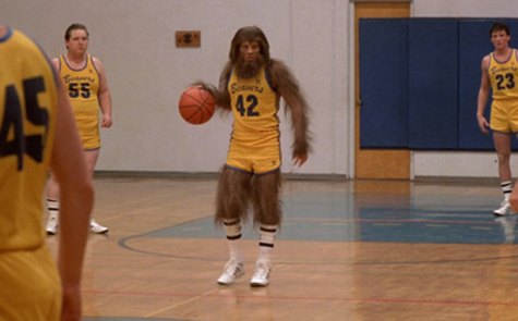 Teen Wolf Basketball
