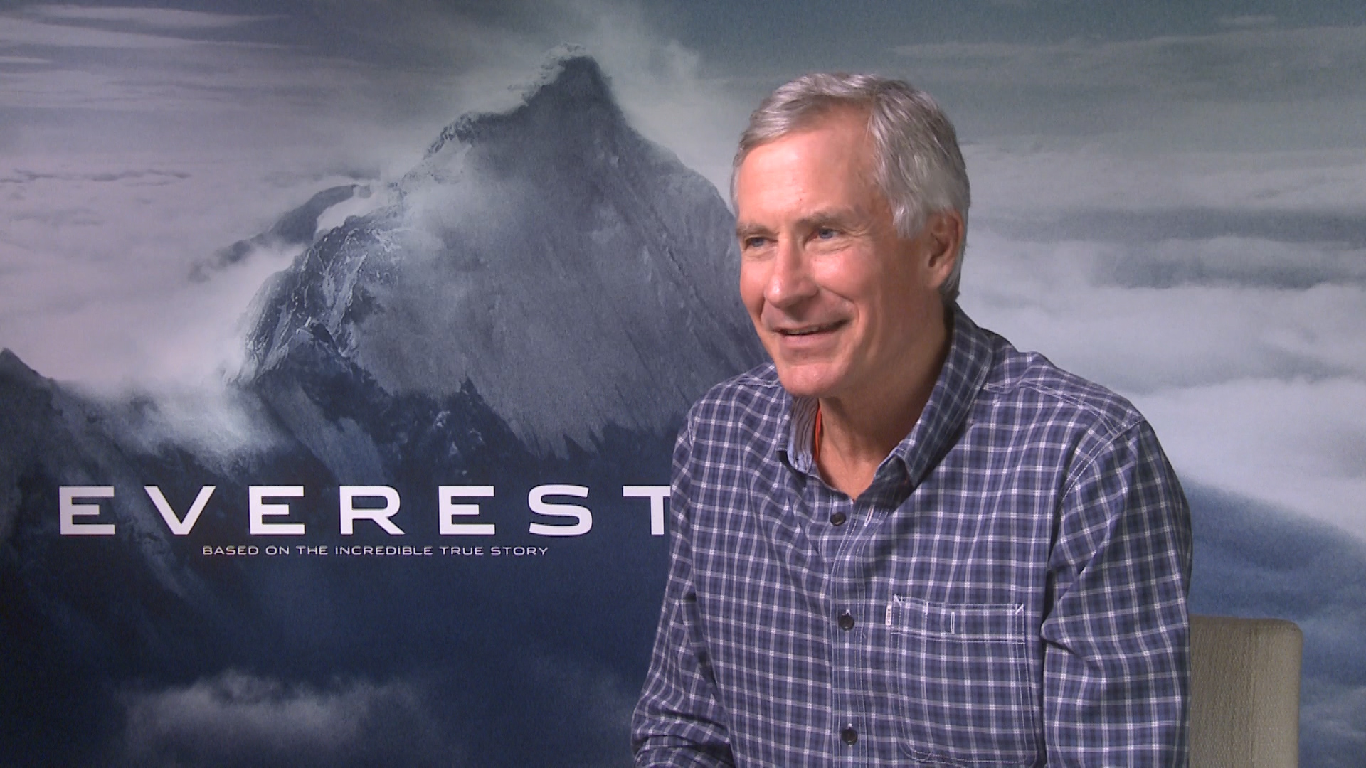 Everest Exclusive - Mountaineer David Breashears on