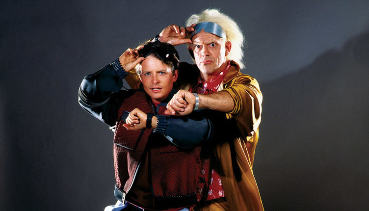 30 Years of Back to the Future - The Roundup & Thanks