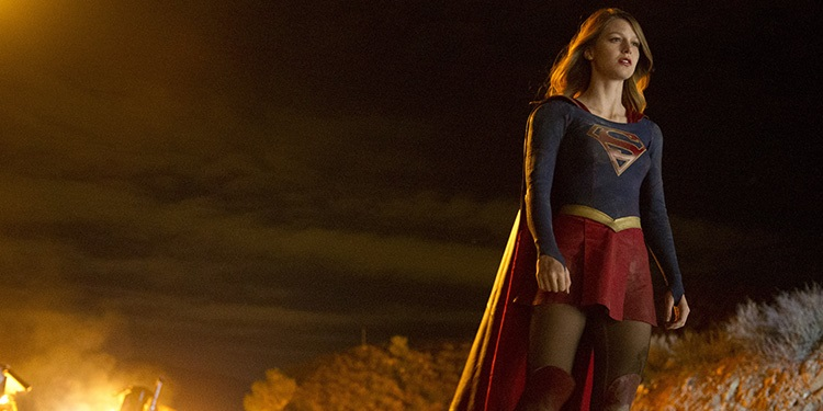 Epic New Trailer for Supergirl Looks Ahead to Season 1