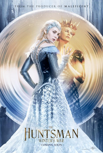 The Huntsman Character Posters 2