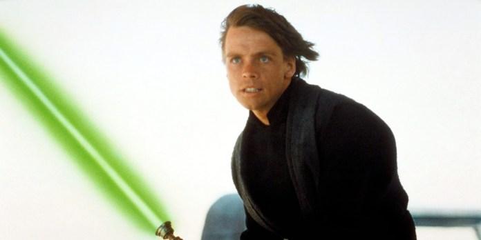 Luke Skywalker Jedi