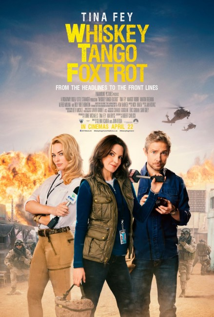 WHISKEY TANGO FOXTROT One-Sheet-UK
