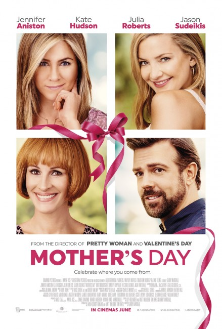 Mother's Day UK Poster