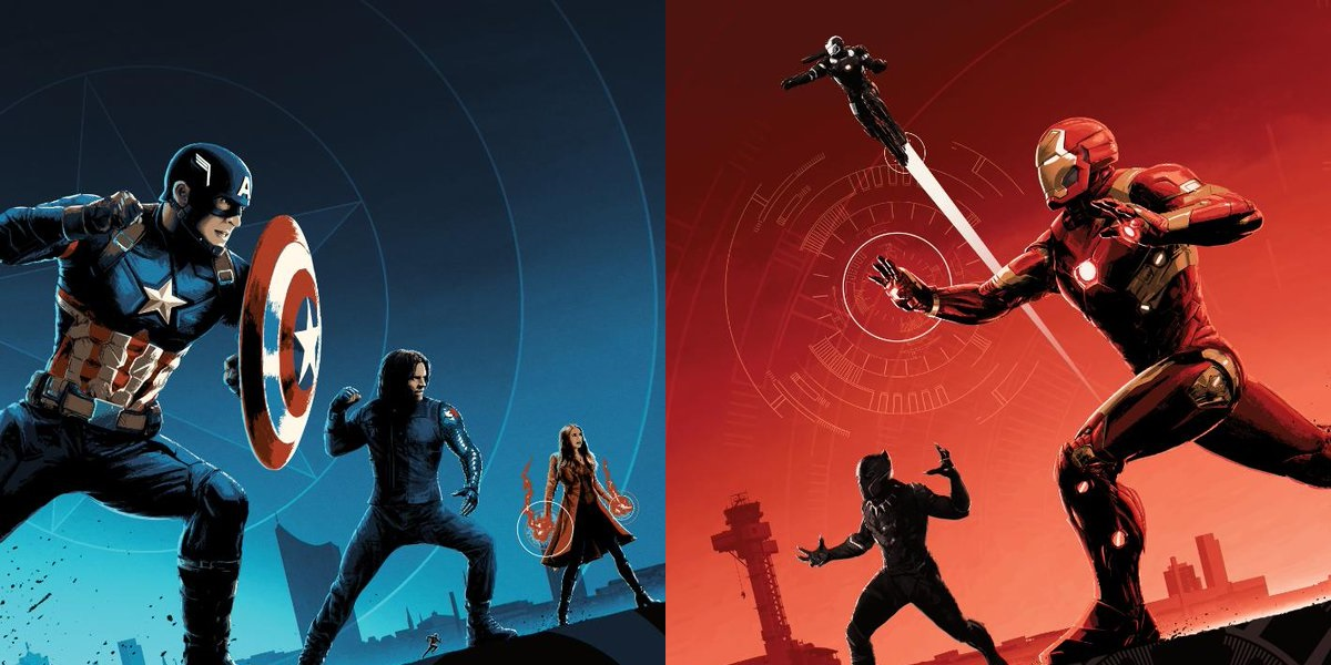 Captain America: Civil War news roundup - posters, tv spots, video review, and more