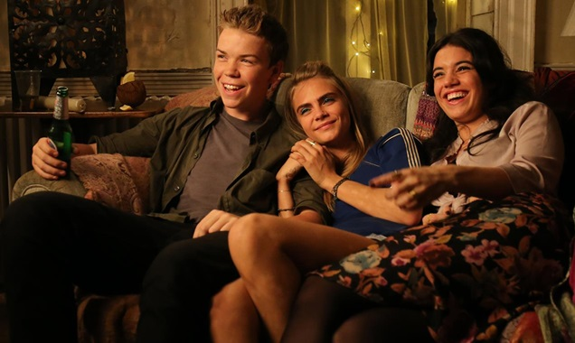 Chris Foggin's Kids In Love, starring Will Poulter and Cara Delevingne.