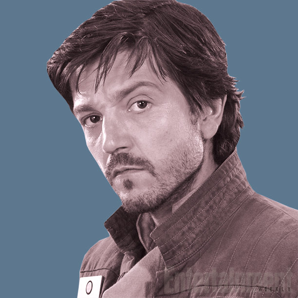 Rogue One Captain Cassian Andor (Diego Luna)