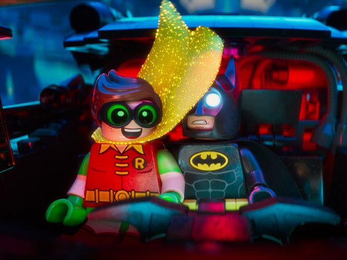 LEGO Batman Robin