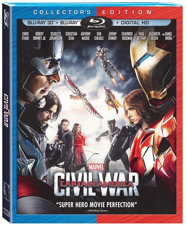 Civil War Blu-ray 2