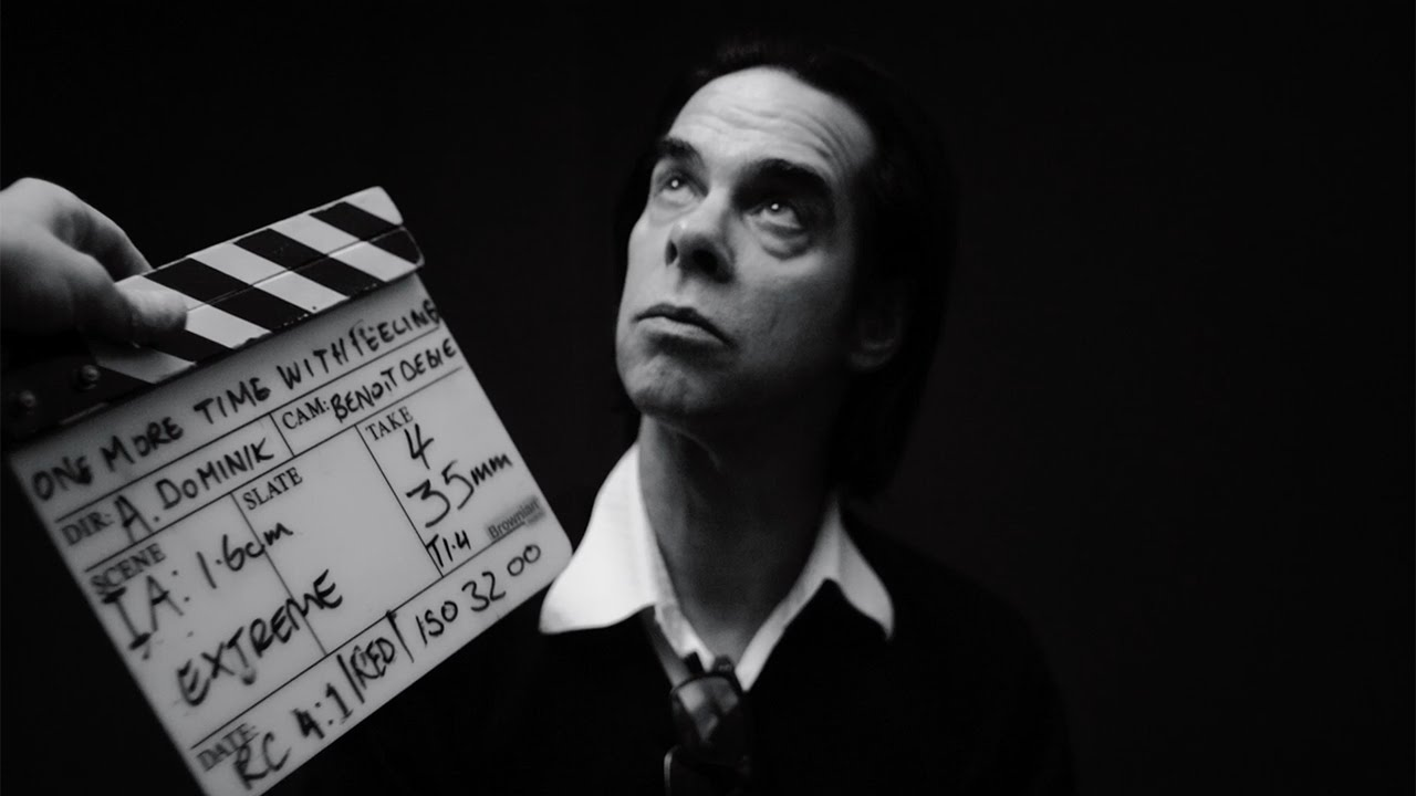 Image result for nick cave one more time with feeling