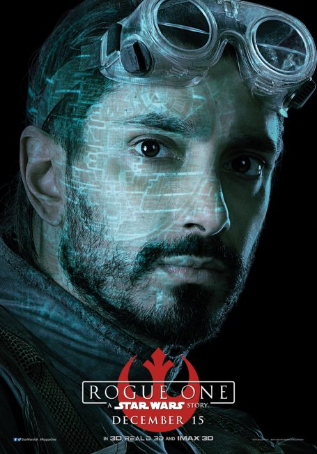 Riz Ahmed Rogue One