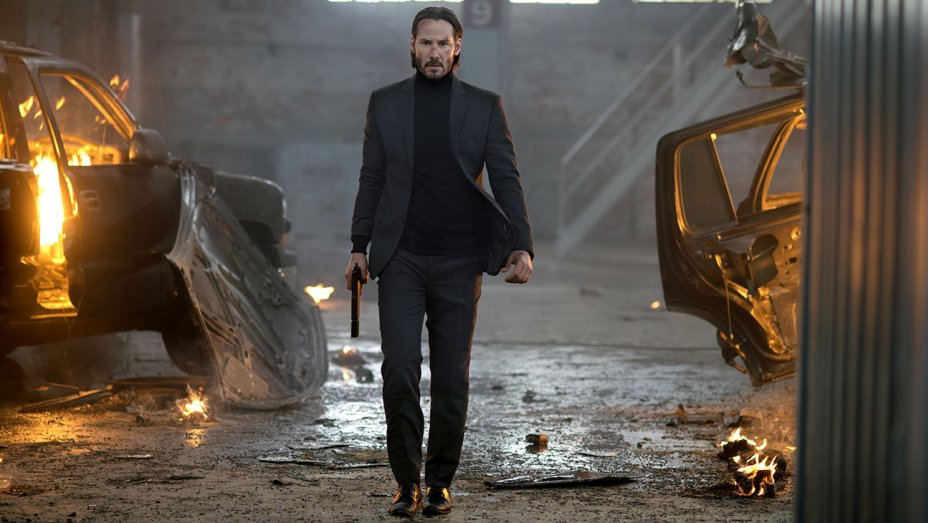 Keanu Reeves Is Taking No Prisoners In The New Trailer For