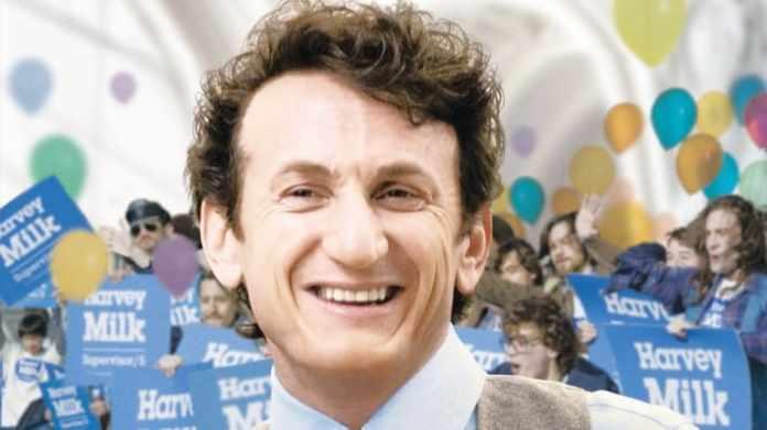 Sean Penn - Milk