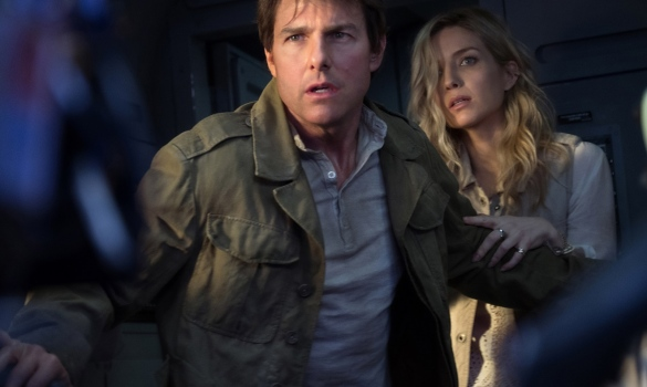 The Mummy Movie Image