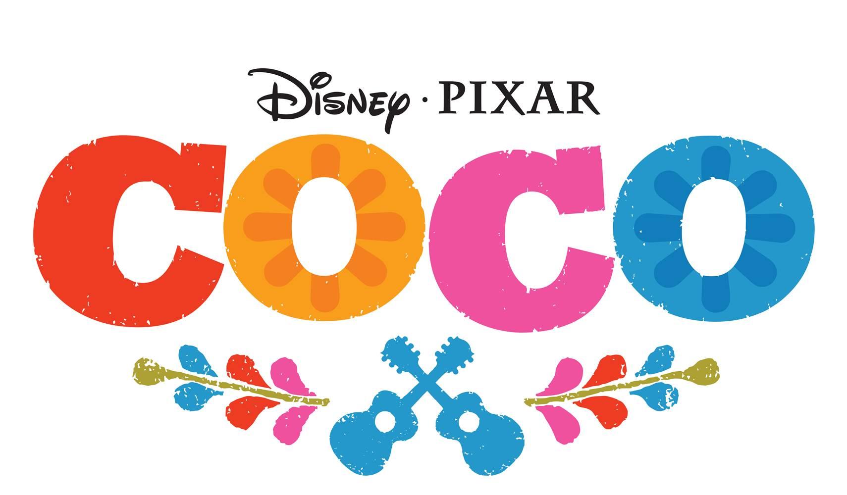 Coco Pixar Movie Logo