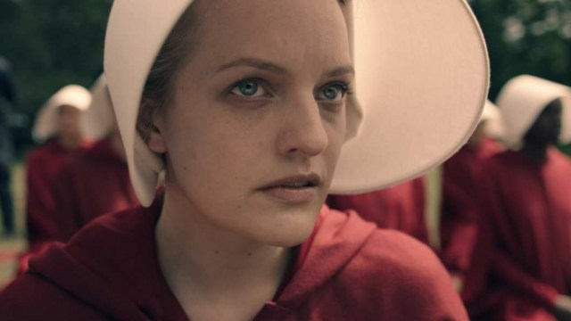 Elizabeth Moss Offred HBO The Handmaid's Tale