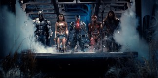 Justice League Movie New Look