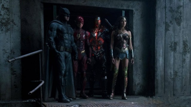 Justice League Photo