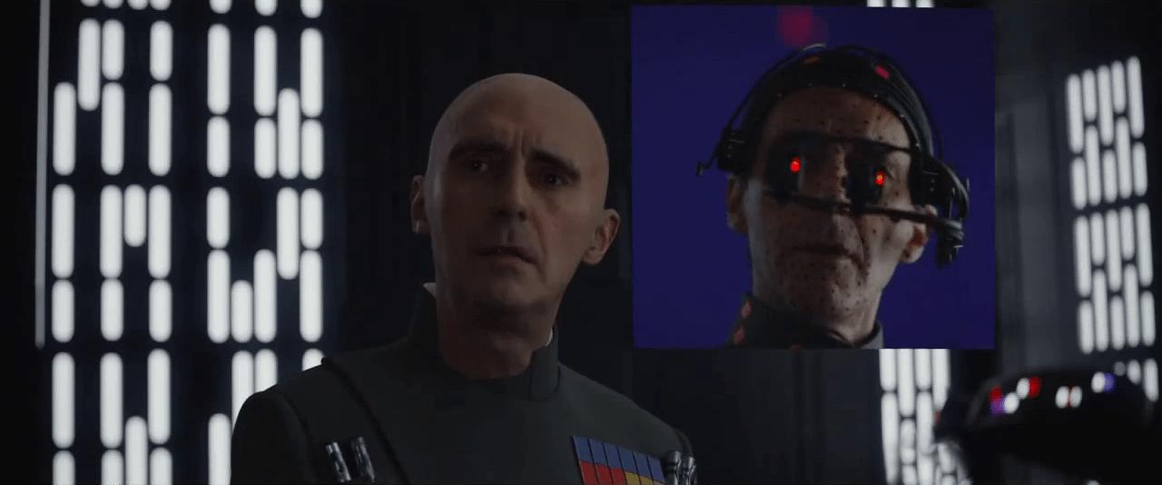 Tarkin CGI Rogue One