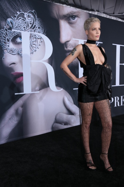 Fifty Shades Darker LA Premiere
