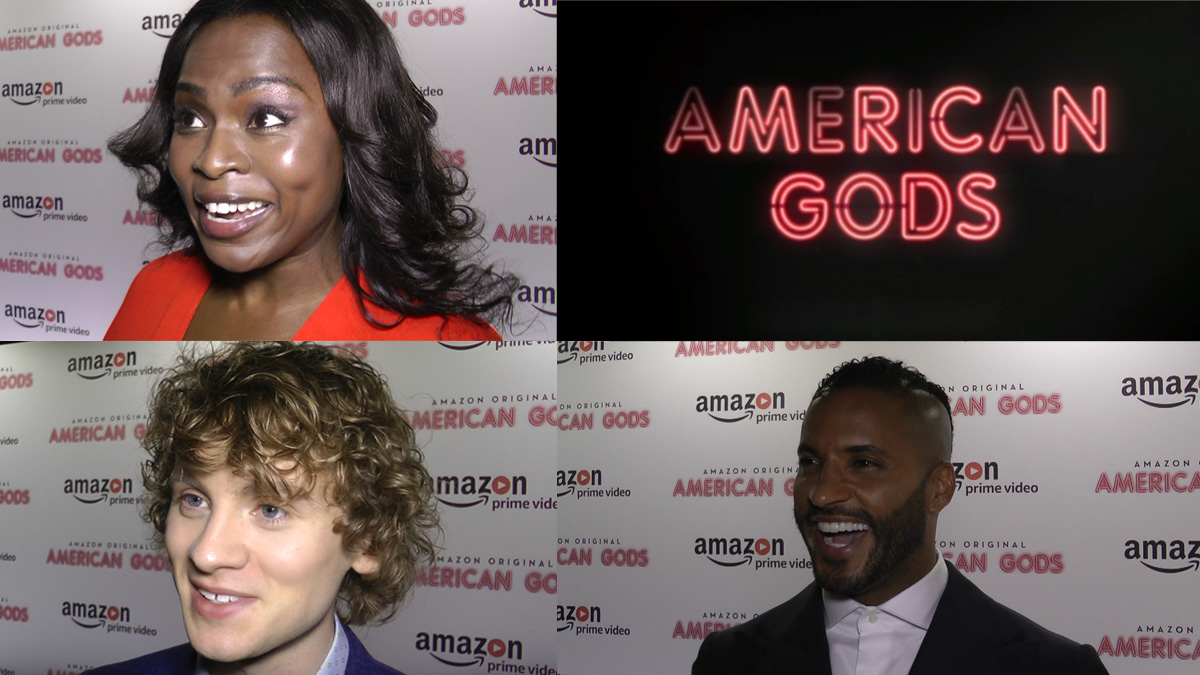 American Gods Premiere