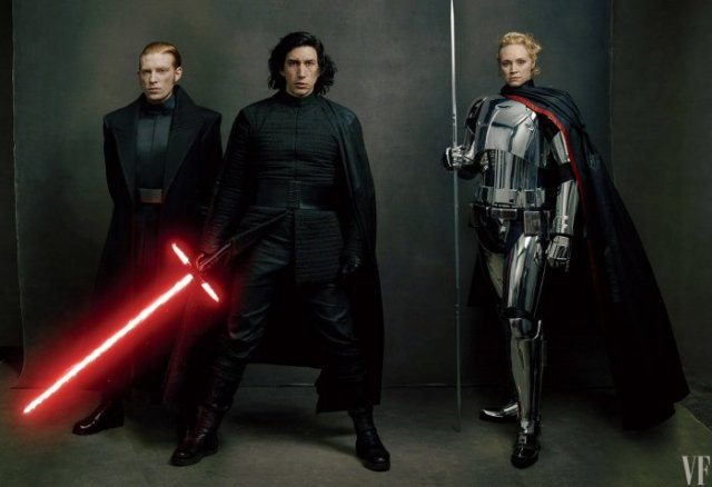 Star Wars The Last Jedi villains