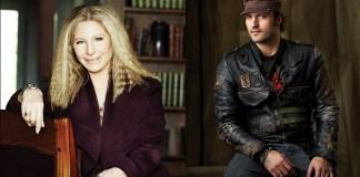 Tribeca Talks: Storytellers - Barbra Streisand with Robert Rodriguez.